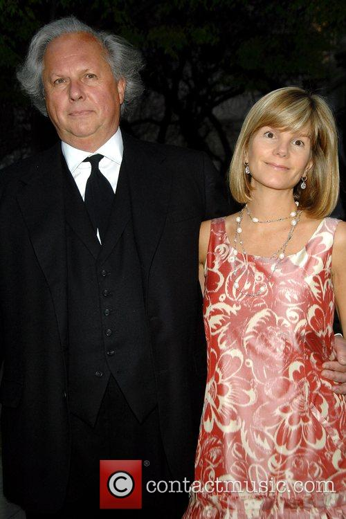 Grayton Carter with wife 2008 Tribeca Film Festival...