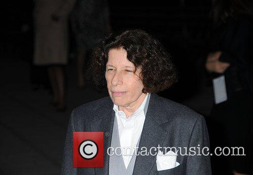 Fran Lebowitz attends the 2008 Vanity Fair Tribeca...