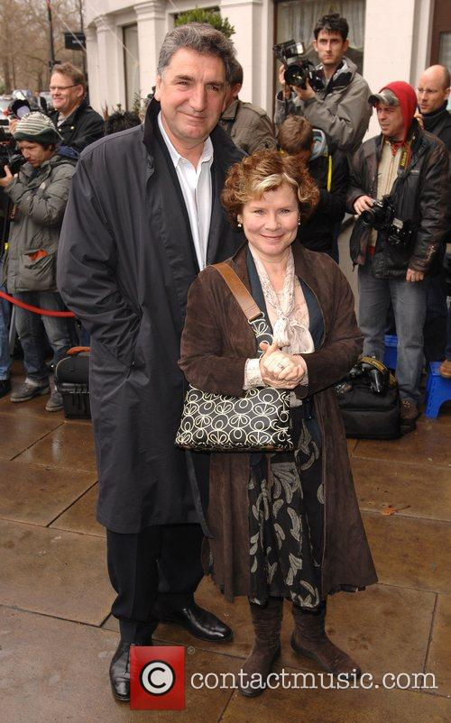 Imelda Staunton and Jim Carter 10
