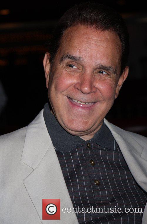 Rich Little at the Trini Lopez honoring by...