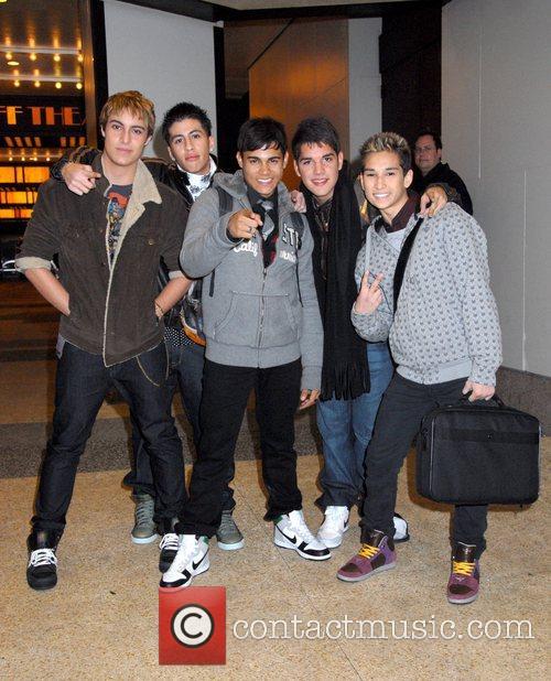 Menudo and MTV 5