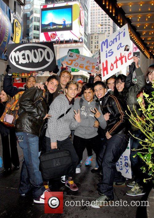 Menudo and MTV 1
