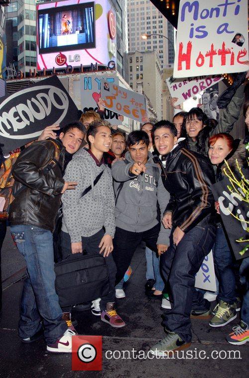 Menudo and MTV 4