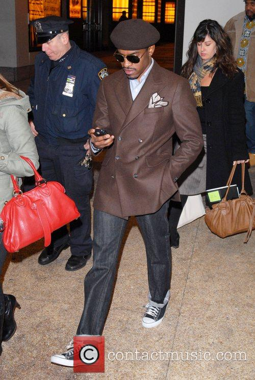Andre 3000, TRL Arrivals 2008