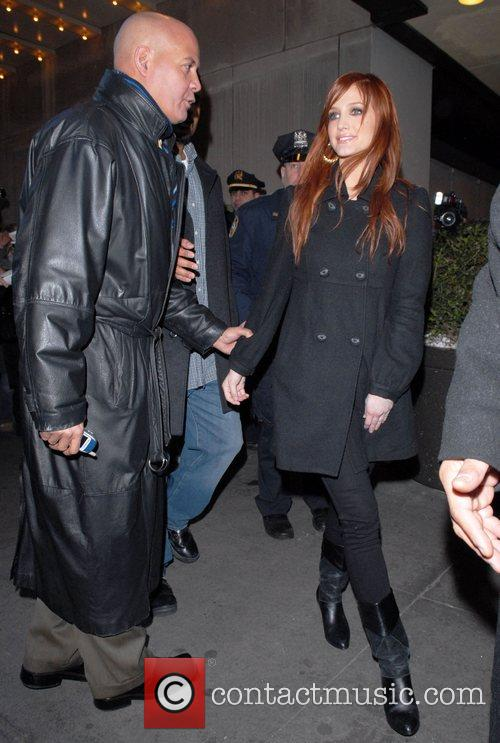 Ashlee Simpson and Mtv 3