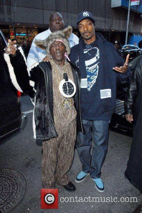 Flavor Flav, Mtv and Snoop Dogg 3