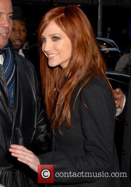 Ashlee Simpson and Mtv 1
