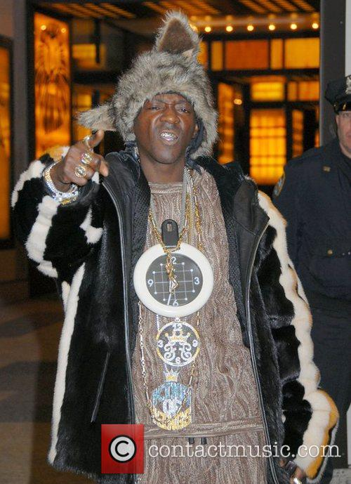 Flavor Flav and Mtv 7