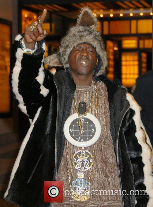 Flavor Flav and Mtv 8