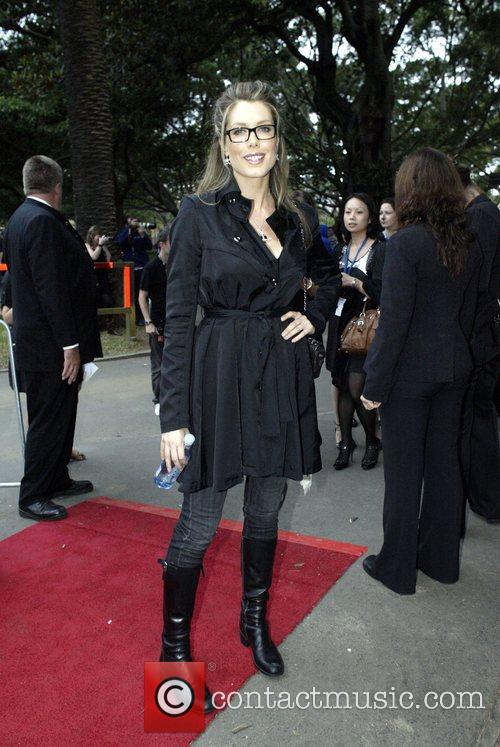 Tara Moss The Sony 'Tropfest,' the world's largest...