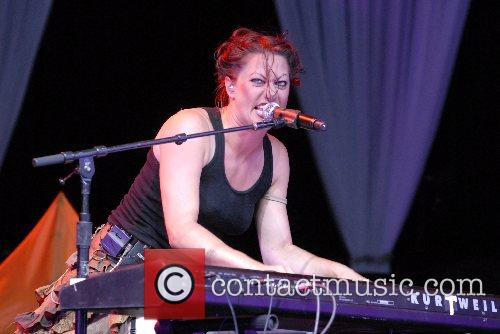 Amanda Palmer of the Dresden Dolls True Colors...