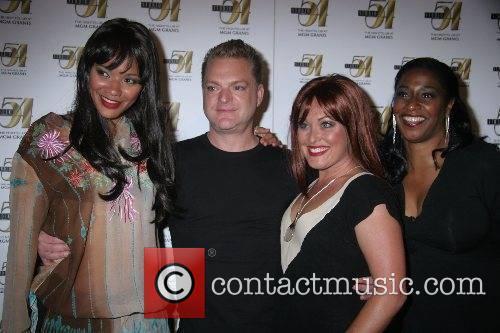 Andy Bell (Erasure), Erasure backup singers 'True Colors'...