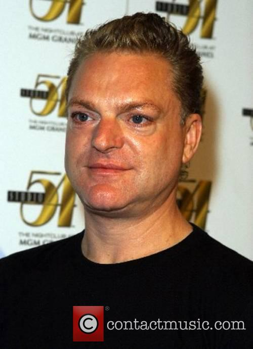 Andy Bell of Erasure 'True Colors' after-party at...