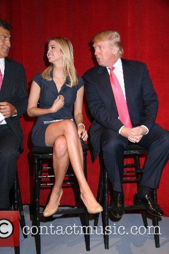 Ivanka Trump and Donald Trump 1
