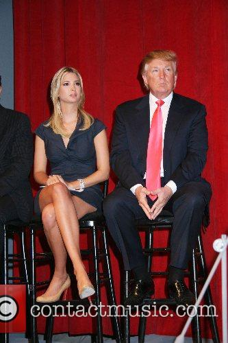 Ivanka Trump and Donald Trump 3