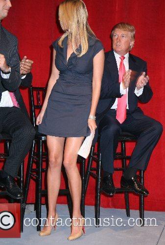 Ivanka Trump and Donald Trump 6