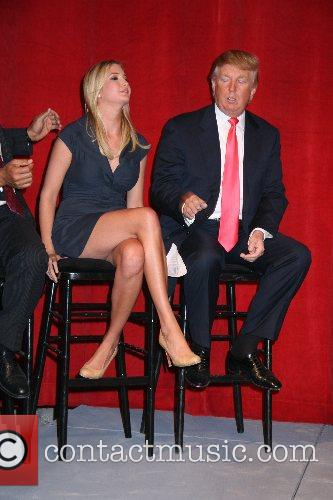 Ivanka Trump and Donald Trump 7