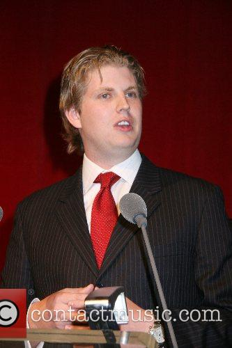Eric Trump and Donald Trump 8