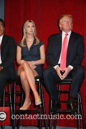 Ivanka Trump and Donald Trump 2