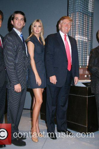 Donald Trump and Ivanka Trump 4