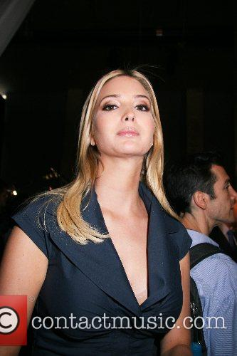 Ivanka Trump and Donald Trump 4