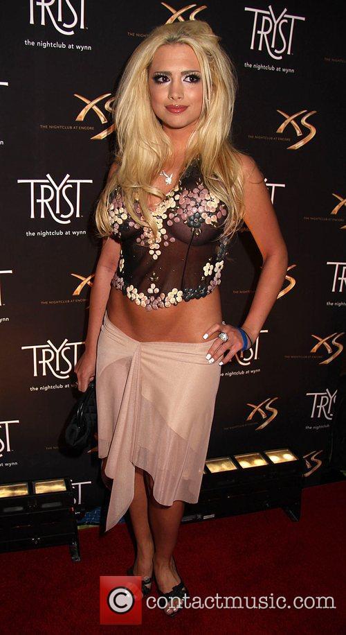 Destiny Davis Tryst Nightclub holds it's 2nd Year...