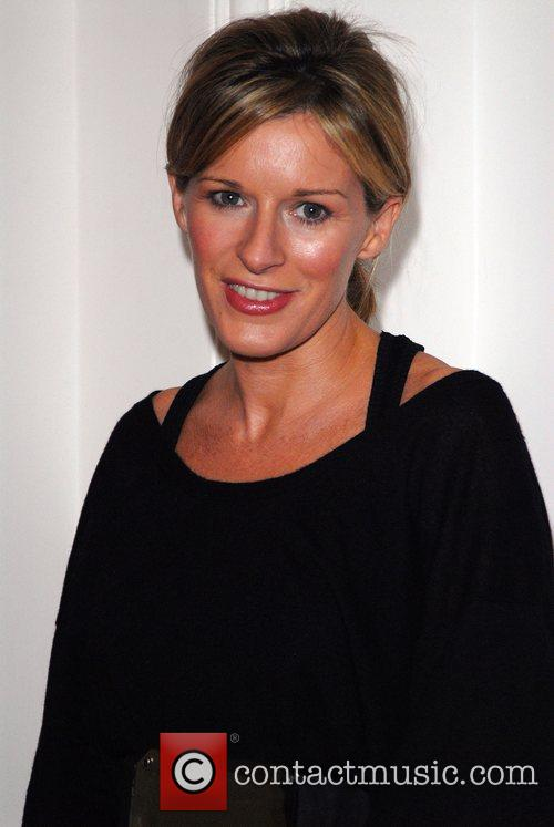 Andrea Catherwood TU at Sainsbury's Fashion Show at...