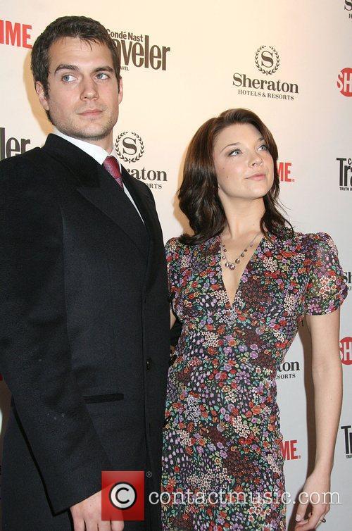 Henry Cavill and Natalie Dormer 1