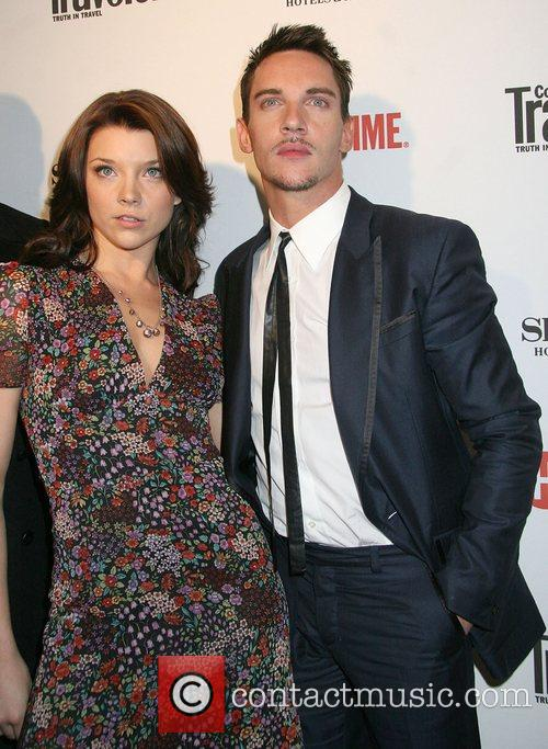 Natalier Dormer and Jonathan Rhys Meyers World Premiere...