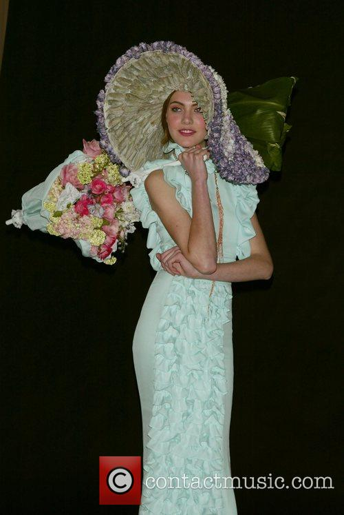 Tulips and Pansies - Fashion show benefit for...