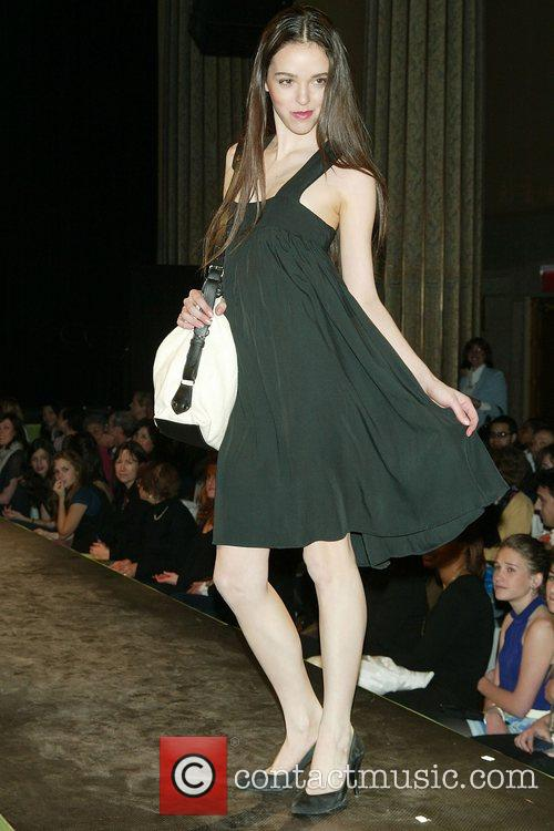 Erin Schrode  Turning Green: Eco-conscious Fashion Show...