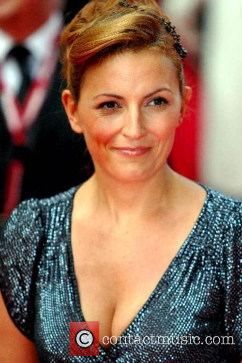 Davina McCall The Pioneer British Academy Television Awards...