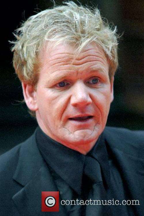 Gordon Ramsay The Pioneer British Academy Television Awards...