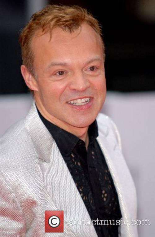 Graham Norton The Pioneer British Academy Television Awards...