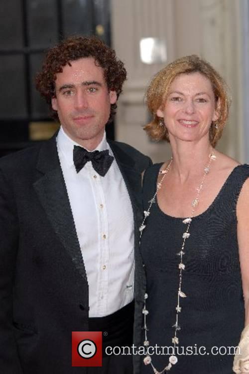 Stephen Mangan and Pippa Haywood The Pioneer British...