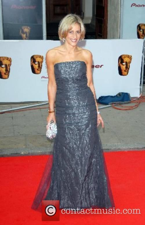 Emily Maitlis The Pioneer British Academy Television Awards...