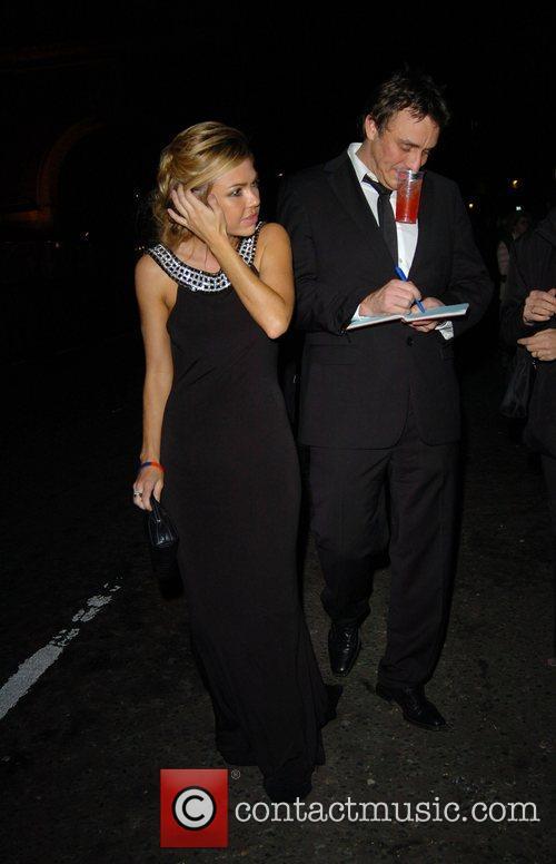 Adele Silva and Matt Healy 5