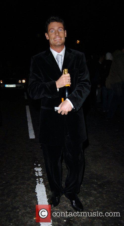 National Television Awards held at the Royal Albert...