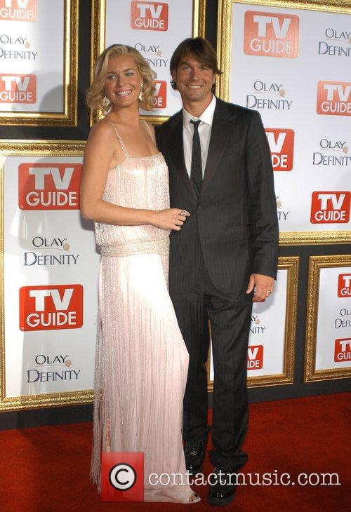 Rebecca Romijn Stamos and Jerry O'connell 3