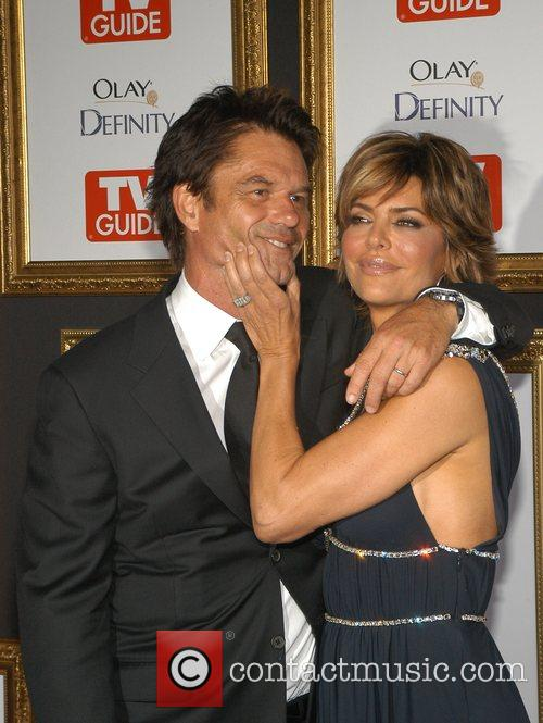 Harry Harlin and Lisa Rinna  The 5th...