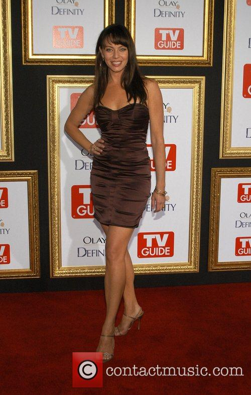 Melinda Clarke The 5th Annual TV Guide Emmy...