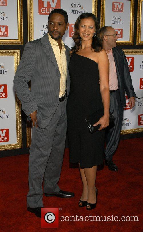Blair Underwood and Guest The 5th Annual TV...