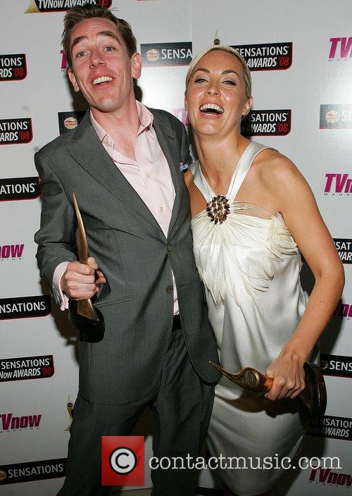 Ryan Turbridy and Katryn Thomas Winners of Ireland's...