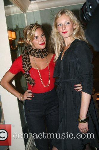 Sienna Miller and Savannah Miller 1