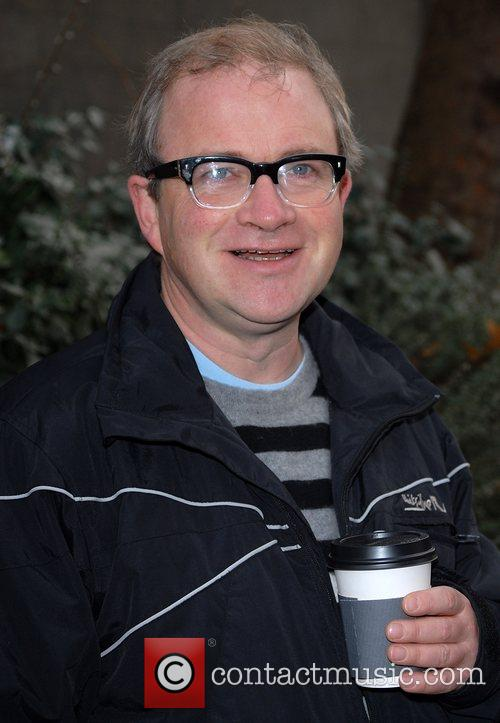 Harry Enfield Arriving At The Photocall For The Portobello Panto