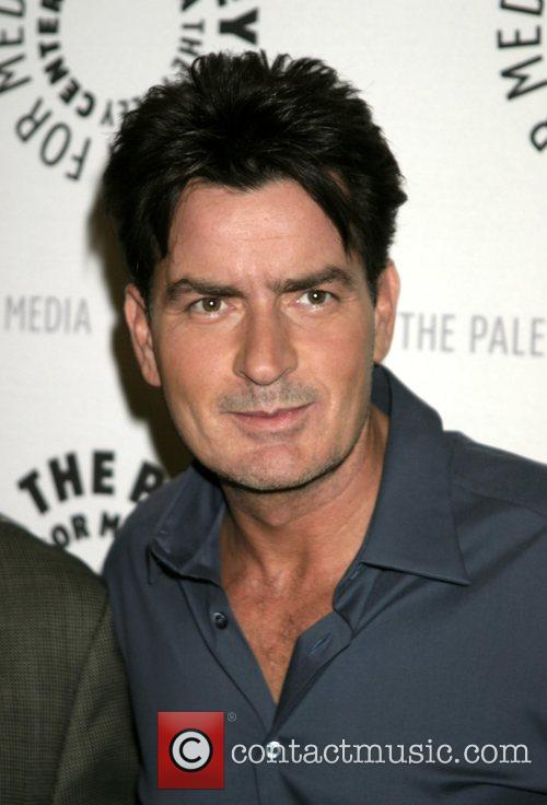 Charlie Sheen  'Two and a Half Men'...