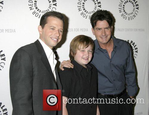 Jon Cryer, Angus T. Jones and Charlie Sheen...