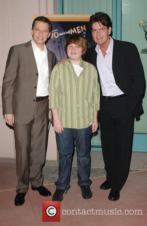 angus t jones charlie sheen