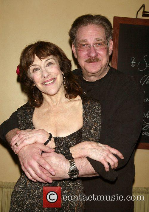 Laura Esterman and Richard Masur