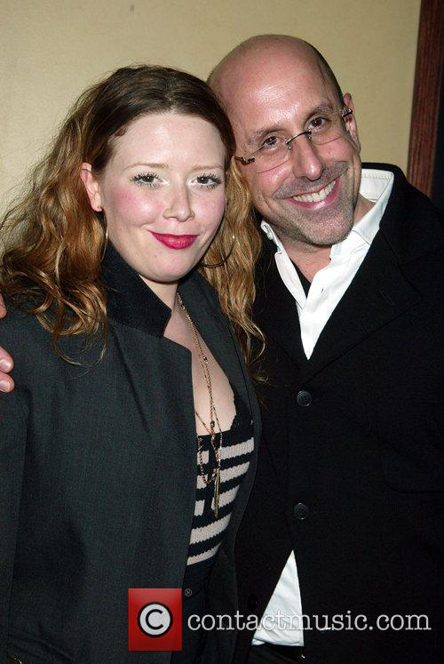 Natasha Lyonne and Her Director Scott Elliott 3